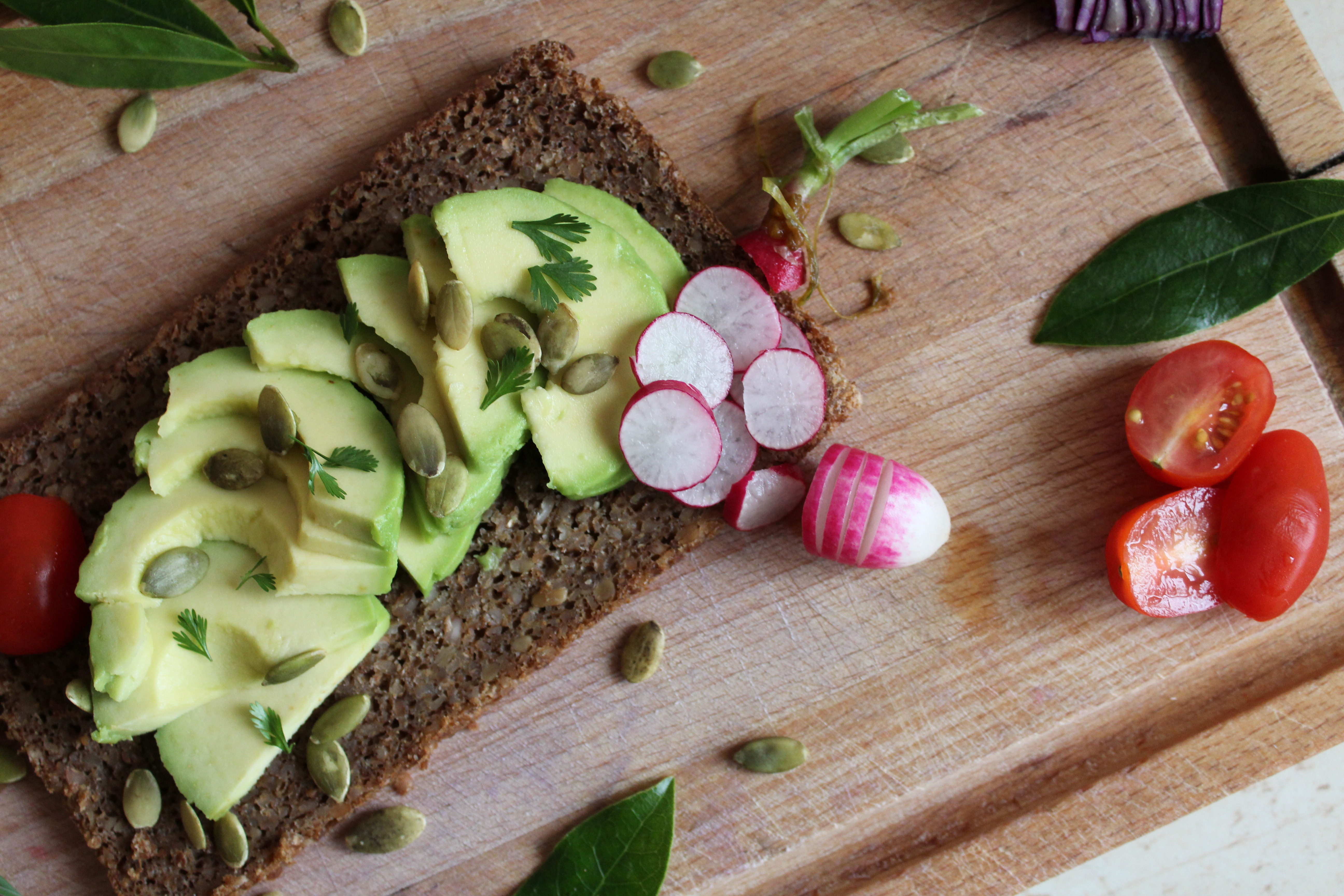 avocado toast instagram food pour avoir un beau corps summer body